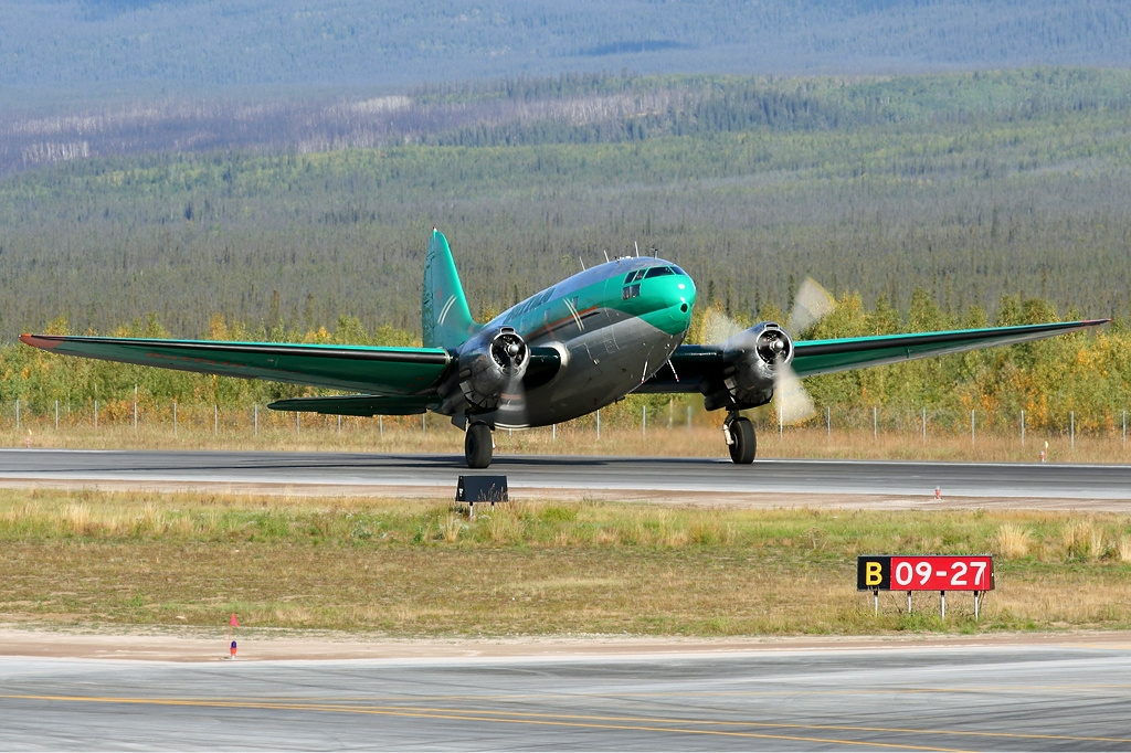 Buffalo Airways C-46A