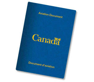Aviation Document Booklet