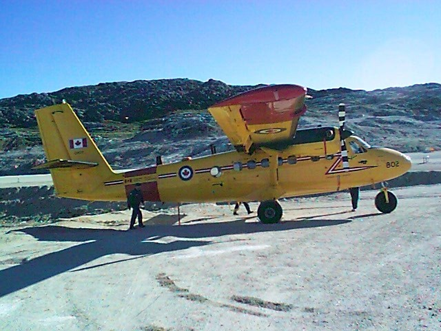 Canadian Forces Twin Otter