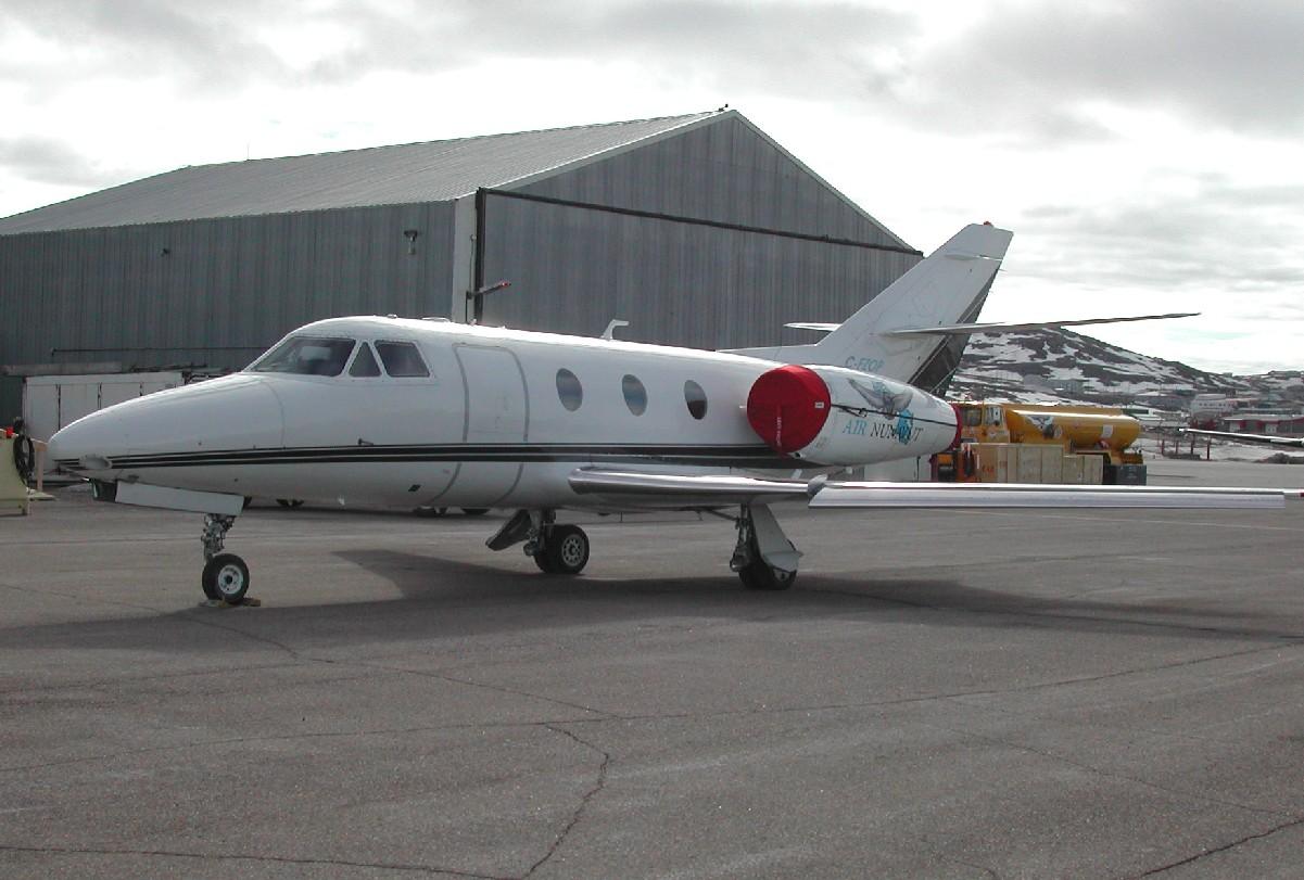 Air Nunavut Falcon 10