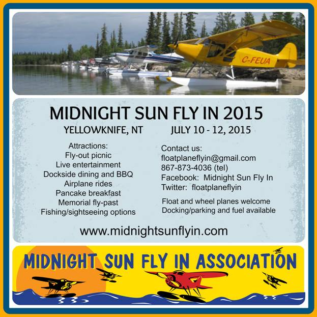 Midnight Sun Fly-in