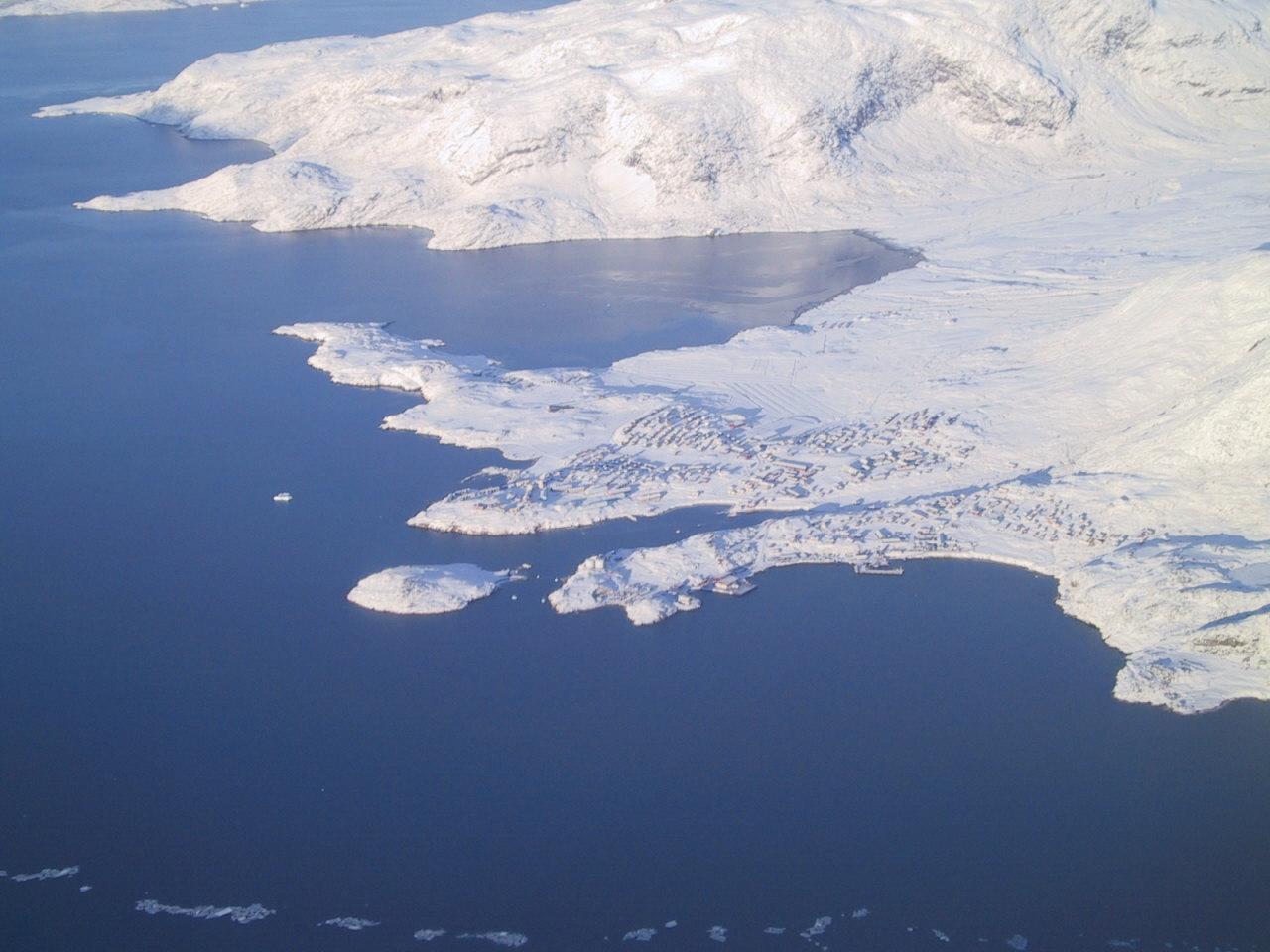 Bob Webster's photo of Narsarsuaq, Greenland